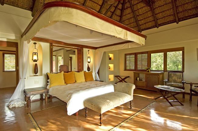 Chobe bedroom interior