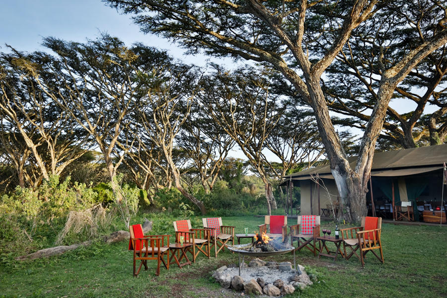 Ngorongoro Camp